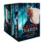 The Grimm Diaries Prequels Volume 7- 10: Once Beauty Twice Beast, Moon & Madly, Rumpelstein, Jawigi - Cameron Jace