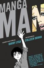 Mangaman - Barry Lyga, Colleen Doran
