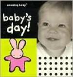 Amazing Baby Babys Day (Brd) - Amanda Wood, Fiona Macmillan, Emma Dodd