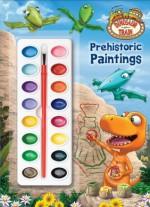 Prehistoric Paintings (Dinosaur Train) - Golden Books, Jason Fruchter