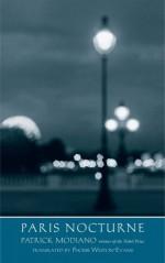 Paris Nocturne - Patrick Modiano, Phoebe Weston-Evans