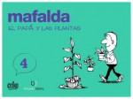 MAFALDA: EL PAPA Y LAS PLANTAS (Spanish Edition) - Quino