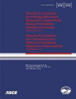 Standard Guideline for Fitting Saturated Hydraulic Conductivity Using Probability Density Functions Asce - American Society of Civil Engineers