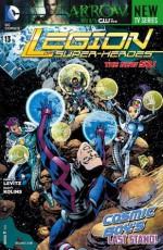 Legion of Super-Heroes (2011- ) #13 - Paul Levitz, Yildiray Cinar