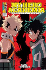 My Hero Academia, Vol. 2 - Kohei Horikoshi, Caleb D. Cook