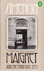 Maigret and the Enigmatic Lett - Georges Simenon, Daphne Woodward