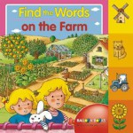 Find the Words on the Farm - Hands-On Crafts for Kids