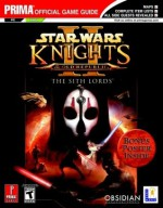 Star Wars Knights of the Old Republic II: The Sith Lords - David Hodgson, James Hogwood