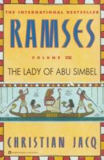 Ramses: The Lady of Abu Simbel - Christian Jacq, Mary Feeney