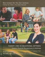 Therapy Jobs in Educational Settings: Speech, Physical, Occupational & Audiology - Cordelia Strange
