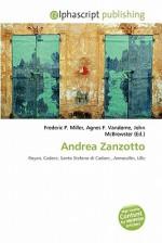 Andrea Zanzotto - Agnes F. Vandome, John McBrewster, Sam B Miller II