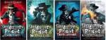 Skulduggery Pleasant: Dark Days, Mortal Coil, Death Bringer, & Kingdom of the Wicked 4, 5, 6, 7 (4 Books) - Derek Landy