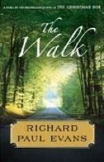 The Walk - Richard Paul Evans