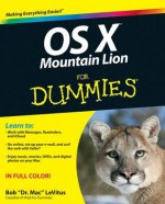 OS X Mountain Lion For Dummies - Bob LeVitus