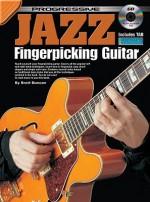 Progressive Jazz Fingerpicking Guitar Method [With CD (Audio)] - Brett Duncan