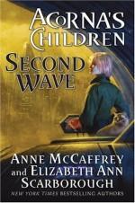 Second Wave: Acorna's Children - Anne McCaffrey, Elizabeth Ann Scarborough