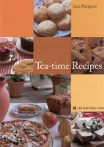 Tea-time Recipes - Jane Pettigrew