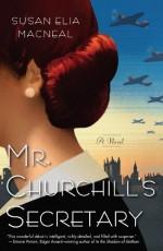 Mr. Churchill's Secretary (Thorndike Press Large Print Superior Collection) by MacNeal, Susan Elia (2013) Paperback - Susan Elia MacNeal