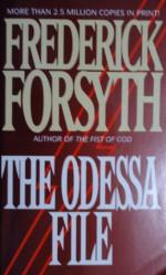 The Odessa File - Frederick Forsyth