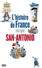 L'histoire de France vue par San-Antonio (Fleuve noir) (French Edition) - San-Antonio