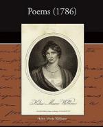 Poems 1786 - Helen Williams