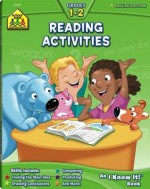 Reading Activities Grades 1-2 Deluxe Edition - School Zone Publishing Company, Elizabeth Strauss