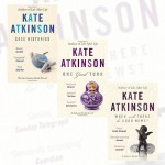 Kate Atkinson Collection Jackson Brodie Series 3 Books Set (When Will There Be Good News?:, One Good Turn: (Jackson Brodie), Case Histories: (Jackson Brodie)) - Kate Atkinson