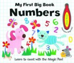 My First Big Book: Numbers - Anton Poitier