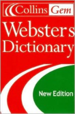 Collins Gem Webster's Dictionary, 2nd Edition - HarperCollins, HarperCollins