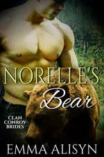 Norelle's Bear: BBW Bear Shifter Romance (Clan Conroy Brides Book 3) - Emma Alisyn