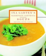 Ina Garten's Barefoot Contessa Soup Recipes Signature Vertical Note Cards (Potter Style) - Ina Garten