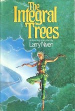 The Integral Trees - Larry Niven, Michael Whelan
