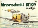 Messerschmitt Bf 109 in Action, Part 1 - Aircraft No. 44 - John R. Beaman Jr., Jerry L. Campbell, Don Greer
