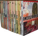 Andrea Camilleri Montalbano Collection 10 Books Set (August Heat,The Paper Moon,The Voice of the Violin,The Scent of the Night,Excursion to Tindari,The Patience of the Spider,Rounding the Mark, The Shape of Water, The Terracotta Dog, The Snack Thief) - Andrea Camilleri
