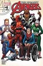 Uncanny Avengers (2015-) #6 - Gerry Duggan, Carlos Pacheco