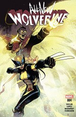 All-New Wolverine (2015-) #4 - Tom Taylor, Bengal, David López
