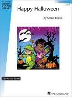 Happy Halloweeen - Level 1 - Showcase Solos - Early Elementary - Mona Rejino - Sheet Music - Mona Rejino