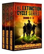 The Extinction Cycle Series Box Set: Books 1-3 - Nicholas Sansbury Smith, Aaron Sikes