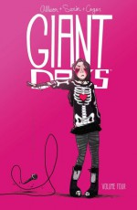 Giant Days Vol. 4 - Max Sarin, Whitney Cogar, Liz Fleming, John Allison, Jim Campbell