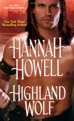 Highland Wolf - Hannah Howell
