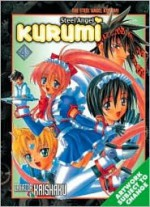 Steel Angel Kurumi, Volume 4 - Kaishaku