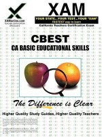 CBEST CA Basic Educational Skills - Sharon Wynne
