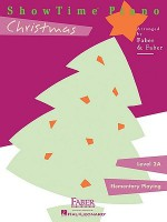 ShowTime Piano, Level 2A (Elementary Playing): Christmas - Nancy Faber, Randall Faber