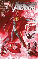 All-New, All-Different Avengers (2015-2016) #6 - Mark Waid, Mahmud Asrar, Alex Ross