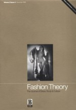 Fashion Theory: The Journal of Dress, Body and Culture: Special Issue on Fashion and Eroticism - Other Worlds v. 3, Issue 4 - Valerie Steele