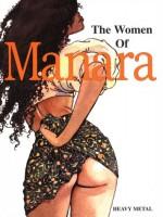 The Women of Manara - Milo Manara