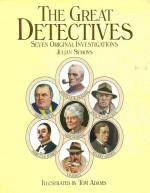 The Great Detectives - JULIAN SYMONS, TOM ADAMS