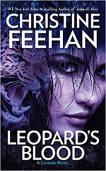 Leopard's Blood - Christine Feehan, Jim Frangione, Recorded Books
