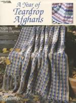 A Year of Teardrop Afghans - Melissa Leapman