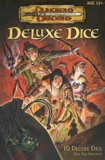 Dungeons & Dragons Deluxe Dice (D&D Accessory) - Wizards Team